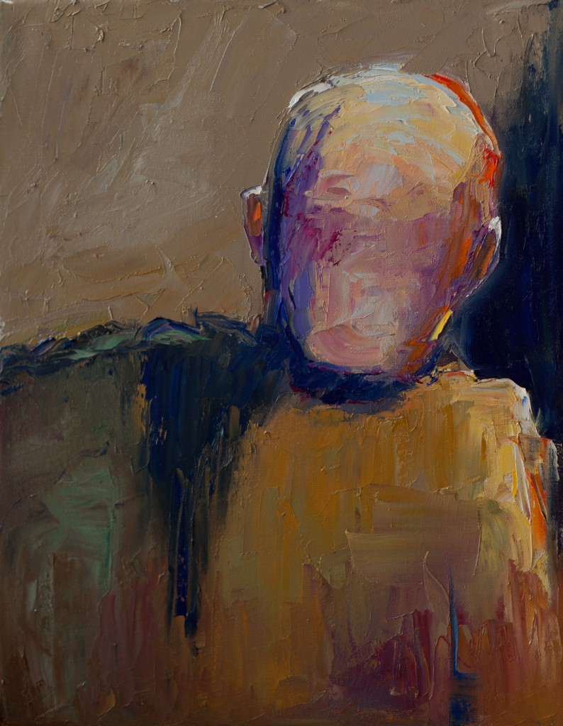 portrait, oil painting,abstract,contemporary artwork, expressive